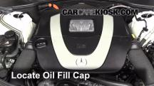 2010 Mercedes-Benz S400 Hybrid 3.5L V6 Aceite