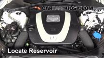 2010 Mercedes-Benz S400 Hybrid 3.5L V6 Windshield Washer Fluid
