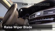 2010 Mercedes-Benz S400 Hybrid 3.5L V6 Escobillas de limpiaparabrisas delantero