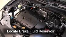 2010 Mitsubishi Outlander ES 2.4L 4 Cyl. Brake Fluid