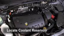 2010 Mitsubishi Outlander ES 2.4L 4 Cyl. Coolant (Antifreeze)