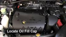 2010 Mitsubishi Outlander ES 2.4L 4 Cyl. Oil