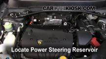 2010 Mitsubishi Outlander ES 2.4L 4 Cyl. Power Steering Fluid