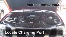 2010 Nissan Pathfinder SE 4.0L V6 Air Conditioner