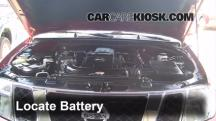 2010 Nissan Pathfinder SE 4.0L V6 Battery