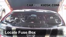 2010 Nissan Pathfinder SE 4.0L V6 Fuse (Engine)