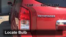 2010 Nissan Pathfinder SE 4.0L V6 Lights