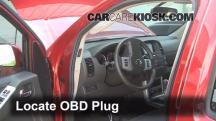 2010 Nissan Pathfinder SE 4.0L V6 Check Engine Light