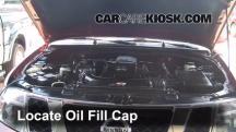 2010 Nissan Pathfinder SE 4.0L V6 Oil