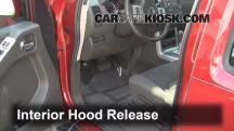 2010 Nissan Pathfinder SE 4.0L V6 Belts