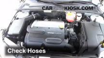 2010 Saab 9-3 2.0T 2.0L 4 Cyl. Turbo Sedan Hoses