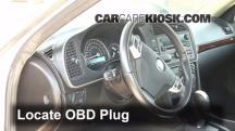 2010 Saab 9-3 2.0T 2.0L 4 Cyl. Turbo Sedan Check Engine Light