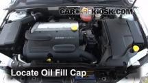 2010 Saab 9-3 2.0T 2.0L 4 Cyl. Turbo Sedan Oil