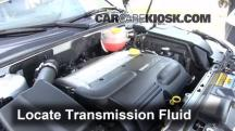 2004 Saab 9-3 Arc 2.0L 4 Cyl. Turbo Convertible (2 Door) Transmission Fluid