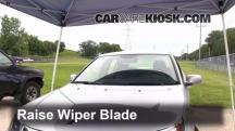 2010 Saab 9-3 2.0T 2.0L 4 Cyl. Turbo Sedan Windshield Wiper Blade (Front)