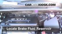 2010 Scion xB 2.4L 4 Cyl. Brake Fluid