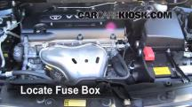 2010 Scion xB 2.4L 4 Cyl. Fusible (motor)