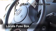 2010 Scion xB 2.4L 4 Cyl. Fuse (Interior)