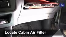 2010 Skoda Fabia S 1.2L 3 Cyl. Air Filter (Cabin)