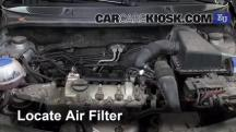 2010 Skoda Fabia S 1.2L 3 Cyl. Air Filter (Engine)