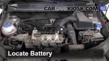 2010 Skoda Fabia S 1.2L 3 Cyl. Battery