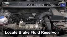 2010 Skoda Fabia S 1.2L 3 Cyl. Brake Fluid