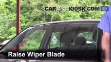 2010 Skoda Fabia S 1.2L 3 Cyl. Windshield Wiper Blade (Front)