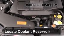 2010 Subaru Legacy 3.6R Limited 3.6L 6 Cyl. Coolant (Antifreeze)