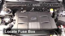 2010 Subaru Legacy 3.6R Limited 3.6L 6 Cyl. Fusible (motor)