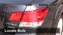 2010 Subaru Legacy 3.6R Limited 3.6L 6 Cyl. Luces
