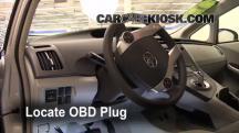 2010 Toyota Prius 1.8L 4 Cyl. Compruebe la luz del motor