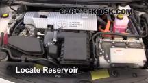 2010 Toyota Prius 1.8L 4 Cyl. Líquido limpiaparabrisas