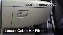 2010 Toyota RAV4 Limited 3.5L V6 Air Filter (Cabin)