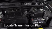 2010 Toyota RAV4 Limited 3.5L V6 Transmission Fluid
