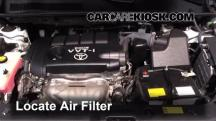 2010 Toyota RAV4 Sport 2.5L 4 Cyl. Air Filter (Engine)