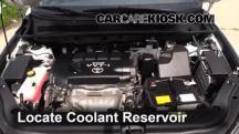 2010 Toyota RAV4 Sport 2.5L 4 Cyl. Coolant (Antifreeze)