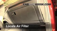 2010 Volkswagen Jetta TDI 2.0L 4 Cyl. Turbo Diesel Sedan Filtro de aire (interior)