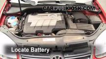 2010 Volkswagen Jetta TDI 2.0L 4 Cyl. Turbo Diesel Sedan Battery