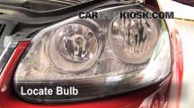 2010 Volkswagen Jetta TDI 2.0L 4 Cyl. Turbo Diesel Sedan Luces