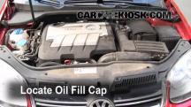 2010 Volkswagen Jetta TDI 2.0L 4 Cyl. Turbo Diesel Sedan Oil