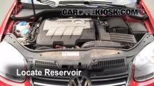 2010 Volkswagen Jetta TDI 2.0L 4 Cyl. Turbo Diesel Sedan Windshield Washer Fluid