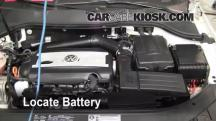 2010 Volkswagen Passat Komfort 2.0L 4 Cyl. Turbo Wagon Battery
