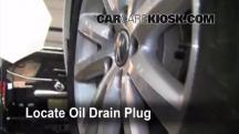 2010 Volkswagen Passat Komfort 2.0L 4 Cyl. Turbo Wagon Oil