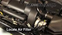 2010 Volvo S80 T6 3.0L 6 Cyl. Turbo Air Filter (Engine)