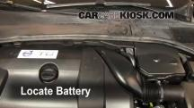 2010 Volvo S80 T6 3.0L 6 Cyl. Turbo Battery