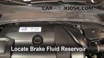 2010 Volvo S80 T6 3.0L 6 Cyl. Turbo Brake Fluid