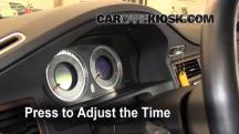 2010 Volvo S80 T6 3.0L 6 Cyl. Turbo Clock