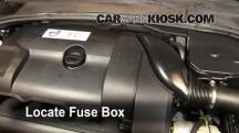 2010 Volvo S80 T6 3.0L 6 Cyl. Turbo Fusible (motor)