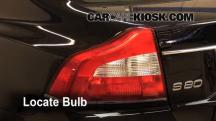 2010 Volvo S80 T6 3.0L 6 Cyl. Turbo Luces