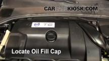 2010 Volvo S80 T6 3.0L 6 Cyl. Turbo Aceite